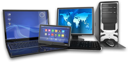PC, Laptop & Tablet PC Repars